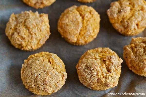 Easy and healthy two-ingredient sweet potato applesauce muffins