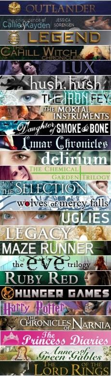 Mis sagas: