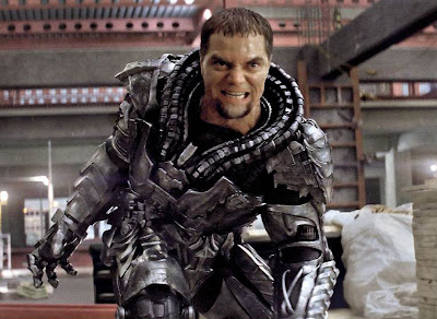Zod en Man of Steel: Portada y fotos de EW