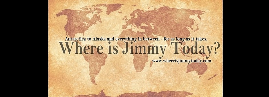 Antarctica to Alaska and everything in between - for as long as it takes.