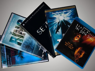 Some good movies to watch over Halloween available on DVD or VOD.