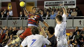 BALONMANO - El Barcelona se adjudica el récord de imbatibilidad en liga