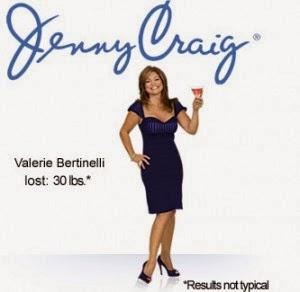 Libro para bajar de peso de Jenny Craig