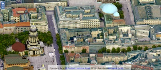 Maps Mania Berlin In Incredible D - Tokyo japan 3d map