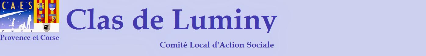 CAES du CNRS - LUMINY