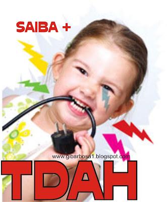 Crianças com TDAH - Saiba Mais