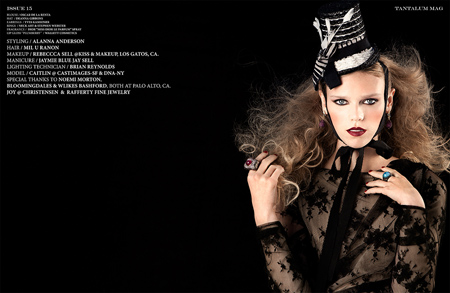 Caitlin H - Cast Images Model - San Francisco - Tantalum 6 - Billy Winters