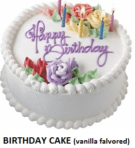 Birthday Cake Vanilla Flavored Your Complete Recipes