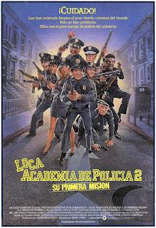 Ver Película Loca academia de policía 2: Su primera misión Online Gratis (1985)
