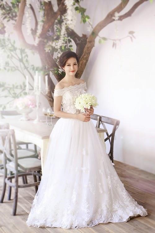 """Cách làm đẹp cho những cô dâu cưới màu lạnh """" điều bạn nên biết"""" 1"""