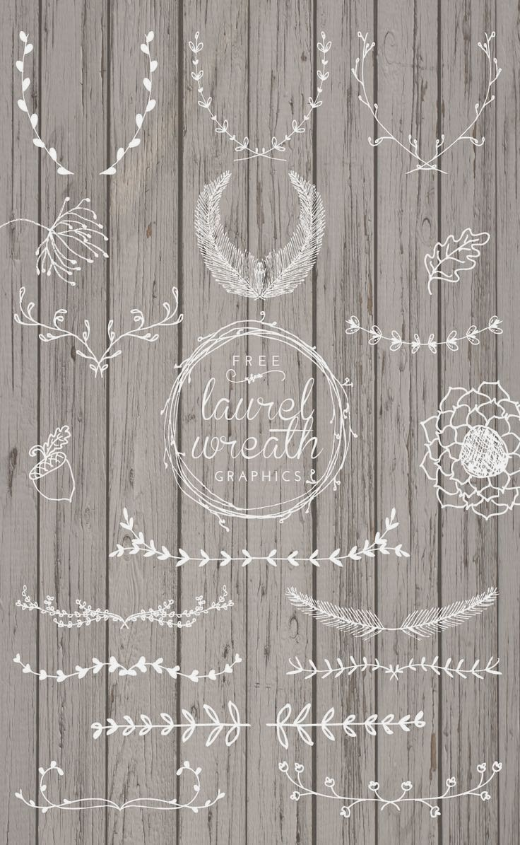 Free Laurel Wreath Graphics: Designs By Miss Mandee