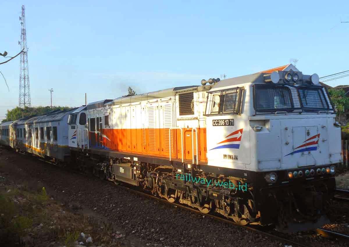 Tiket Kereta Api Argo Muria Februari