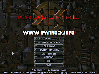 KKND 2: Krossfire Portable PC Games