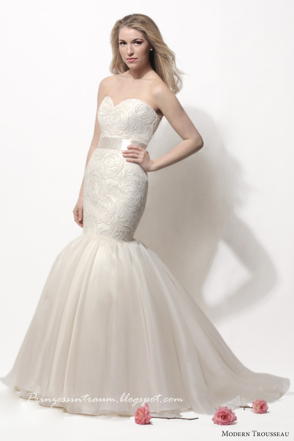 Trousseau Frühjahr 2014 Bridal Collection