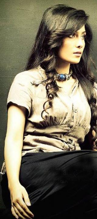 Recent Photos of Ayeza Khan on set of upcoming drama serial