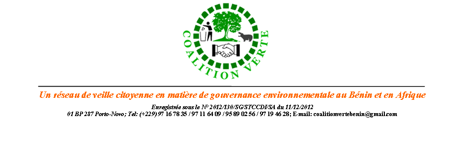 Coalition Verte Bénin