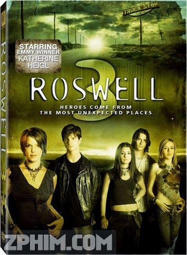 Thị Trấn Roswell 3 - Roswell Season 3 (2001) Poster