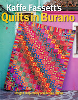 NEW ! Kaffe Fassett's Quilts in Burano!