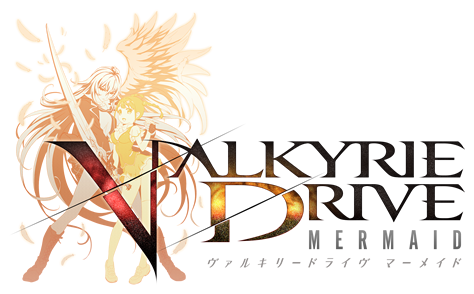 ValkyrieDrive Mermaid Logo