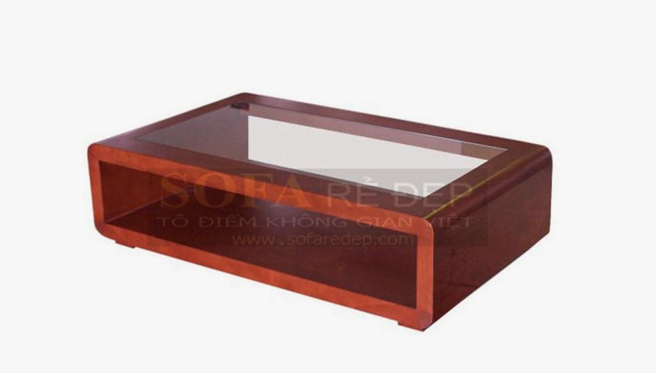 Bàn sofa gỗ BS047