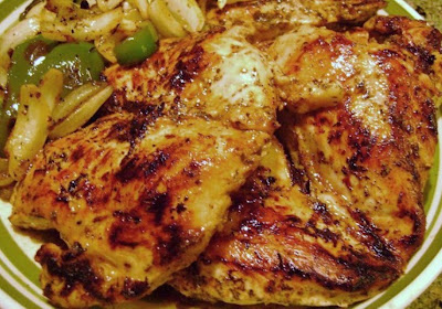 Marinated Chicken Breasts with Vinegar and Spices