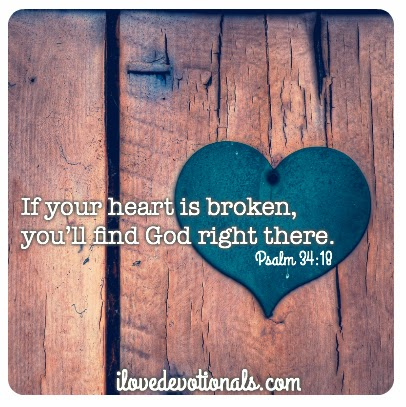 broken heart bible verse