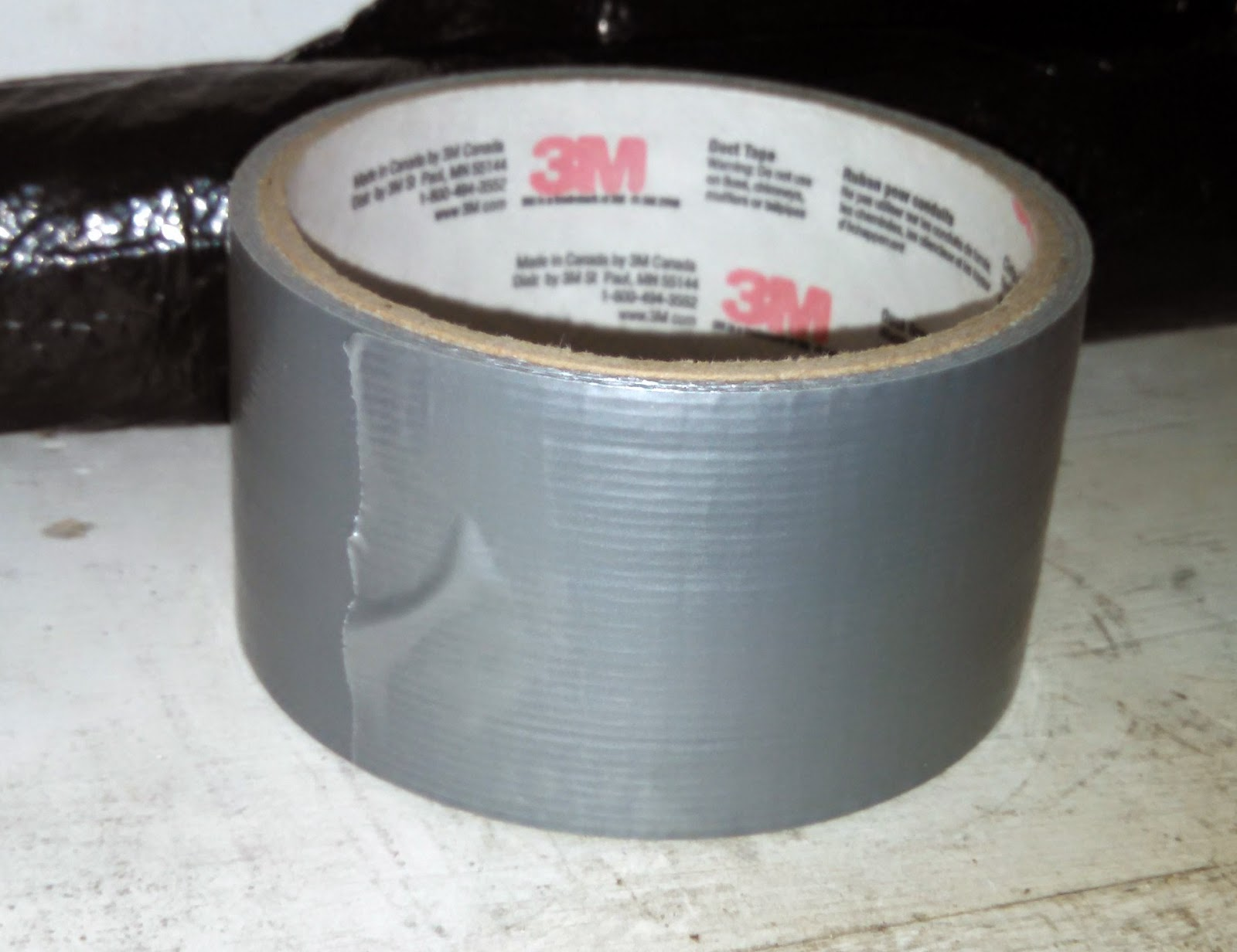 Duct Tape is Handy to Have Around for Projects and Repairs