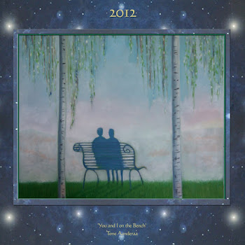 2012 Calendar; &#39;AMOUR&#39;