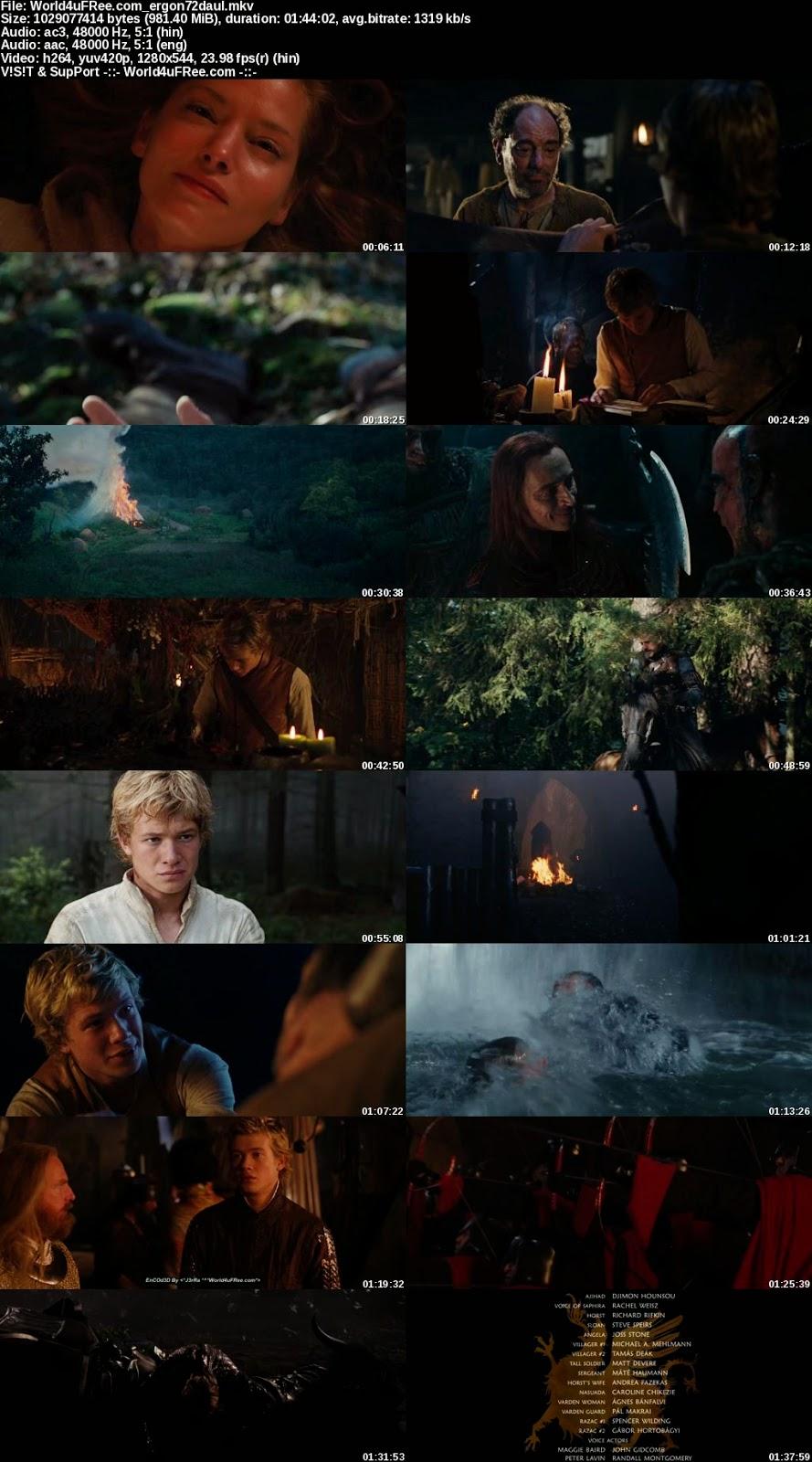 Eragon full movie