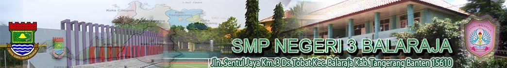 SMPN 3 BALARAJA