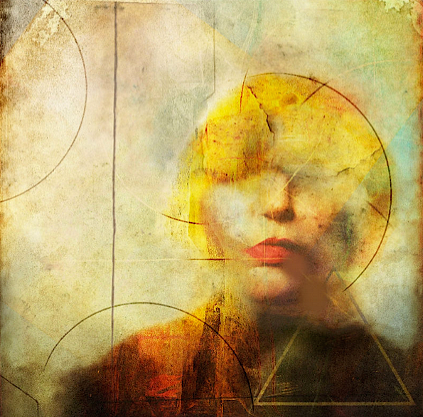 Sectioned Portrait © Roger Guetta