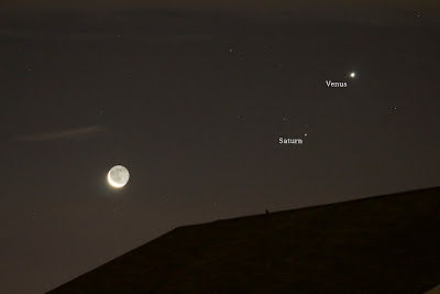 january 2016 moon venus saturn