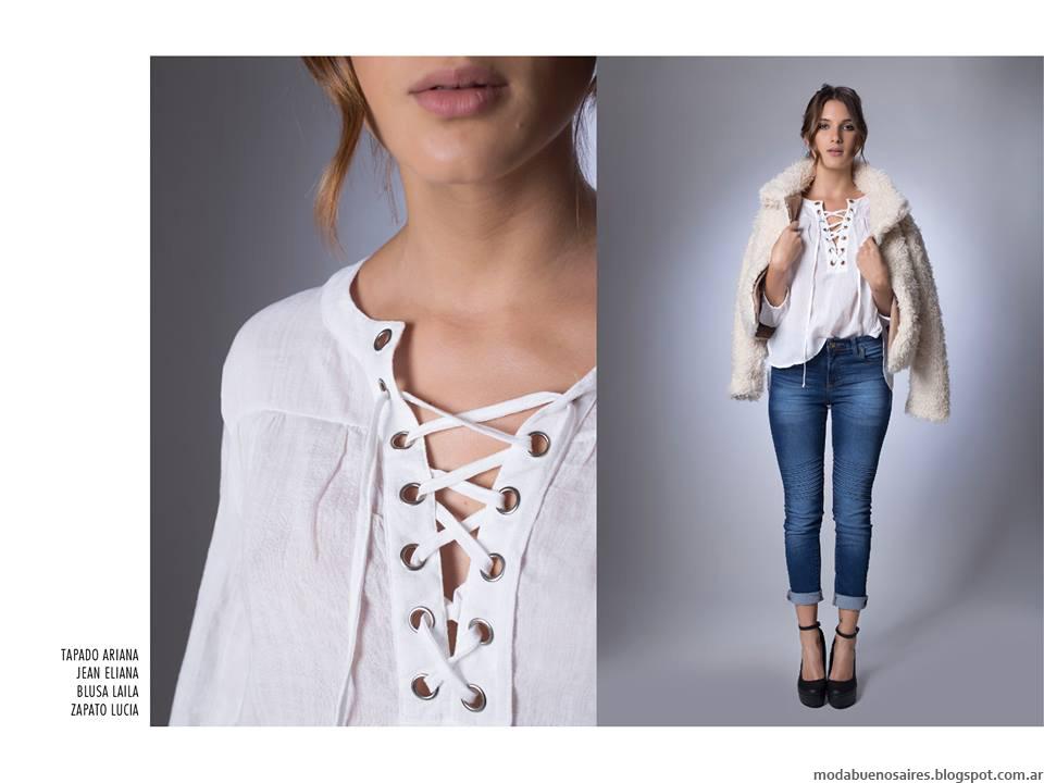 La Cofradía otoño invierno 2016. Moda invierno 2016 blusas.
