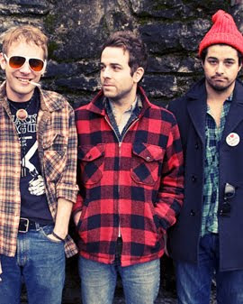 Taylor Goldsmith, John McCauley, and Mathew Vasquez