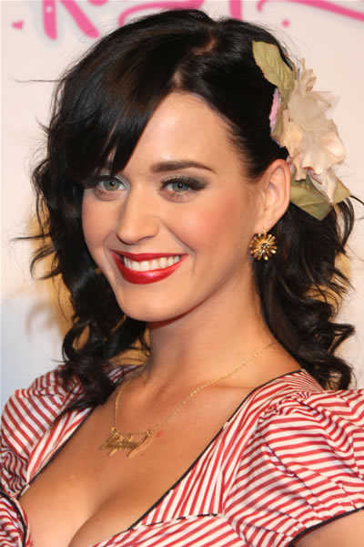 katy perry hair accessories