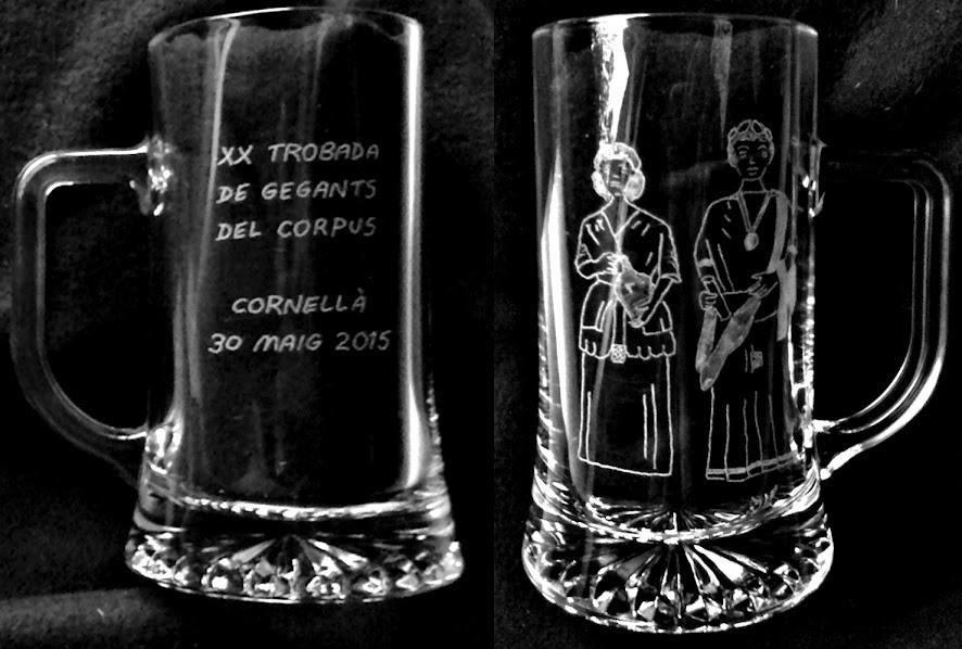 GEGANTS DE CORNELLÀ