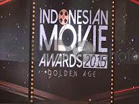 Daftar Pemenang Indonesia Movie Awards 2015