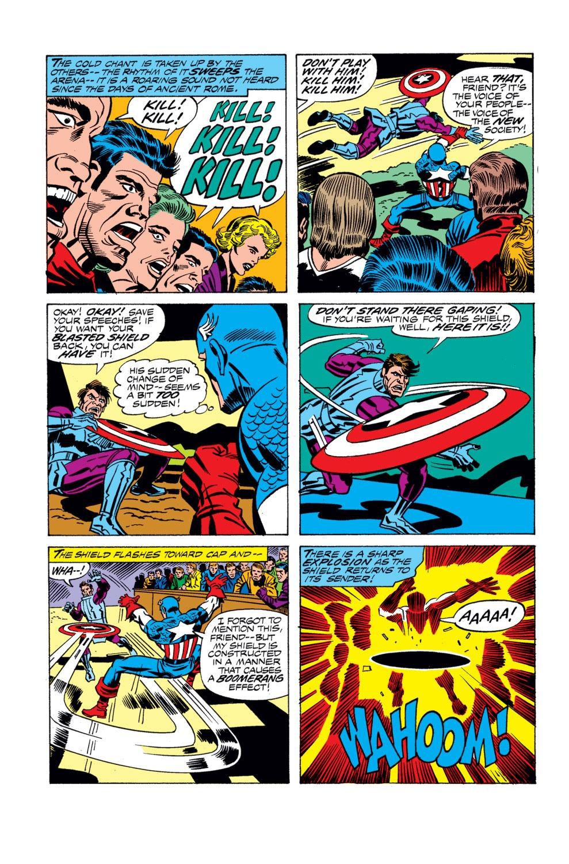 Captain America (1968) Issue #197 #111 - English 5