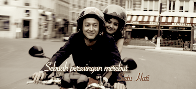 Foto Michelle Zudith dan Dimas Anggara (Love in Paris Season 2)