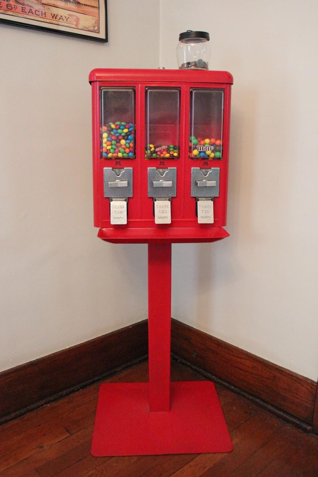Katie In Kansas The Candy Machine