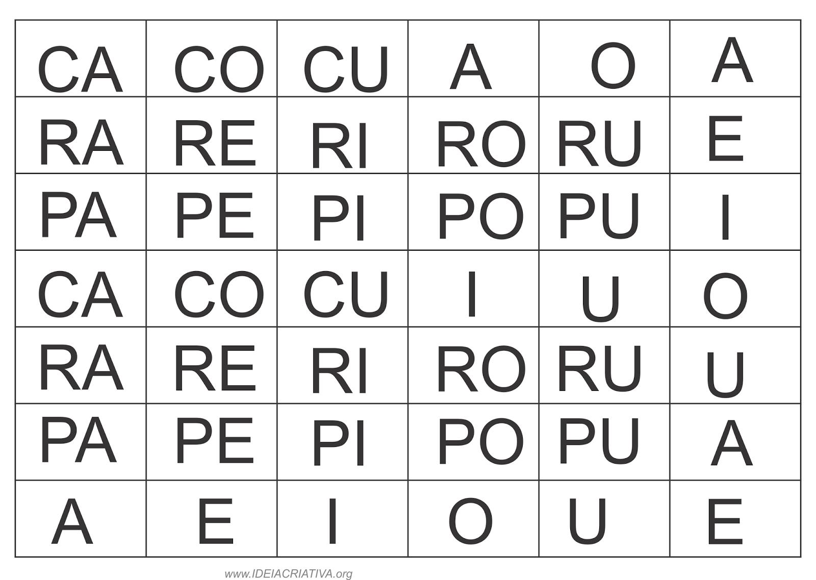 Atividade O Curupira Folclore Letra C Corte e Recorte