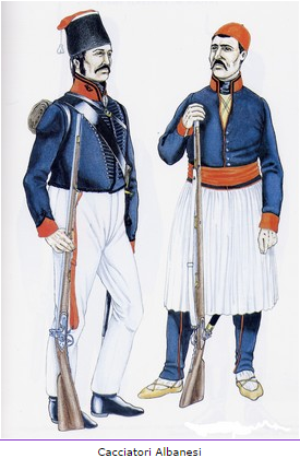 Cacciatori Albanesi