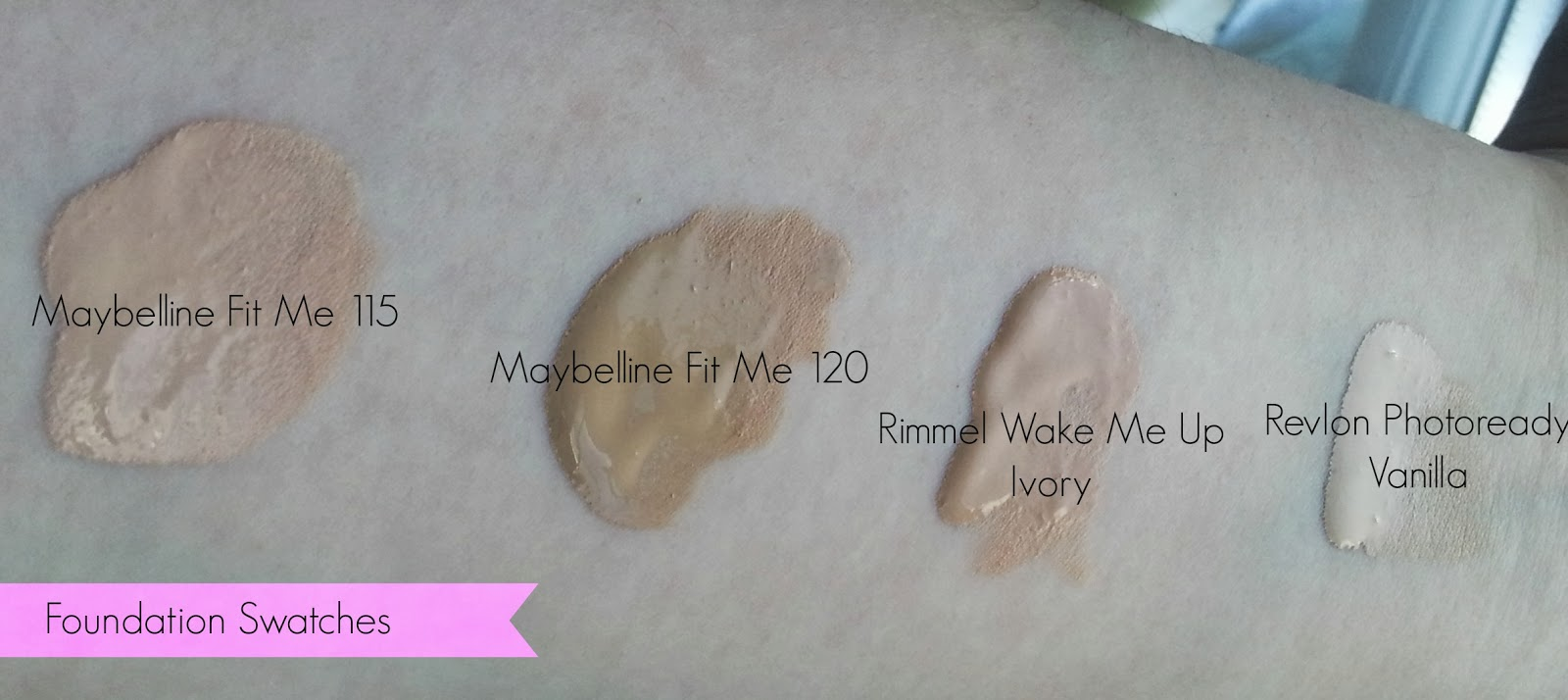 how to know what foundation shade you are online