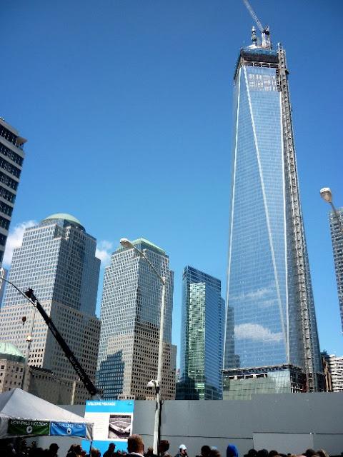 come prenotare la visita 9/11 memoria