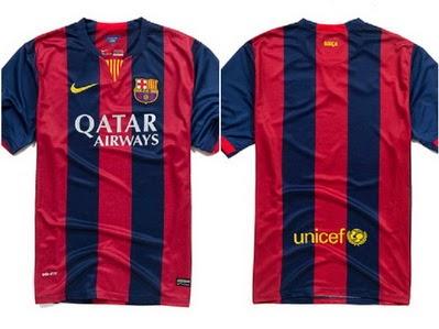 equipacion Barcelona barata