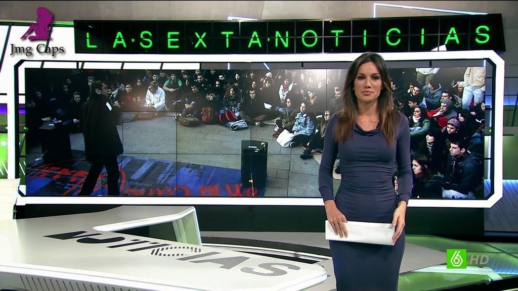 CRISTINA SAAVEDRA, LA SEXTA NOTICIAS (17.02.15)