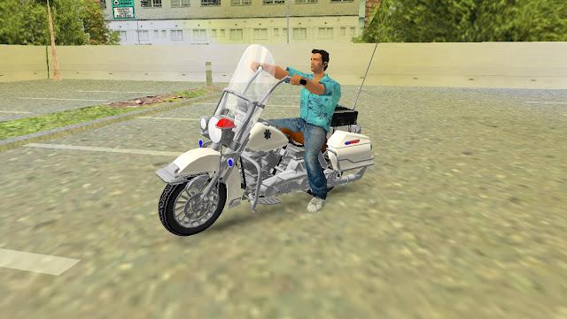 San Andreas PD GTA Vice City