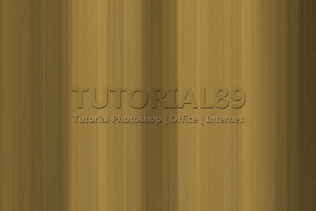 Cara membuat background tekstur kayu dengan photoshop