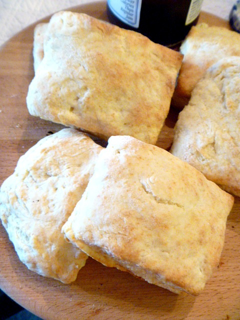 Slice of Southern: Old Fashioned Biscuits