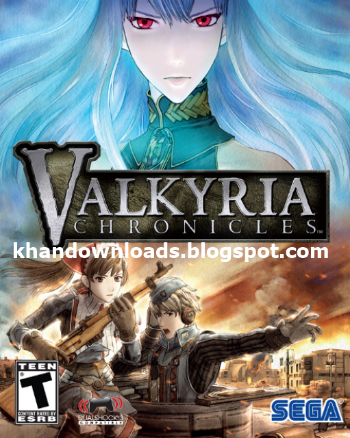 Valkyria Chronicles PC Game Free Download